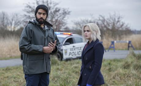 An Unsettling Discover - iZombie