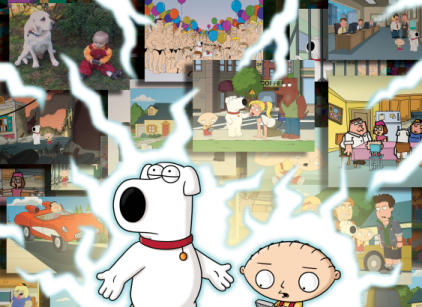 Watch Family Guy Season 8 Episode 1 Online