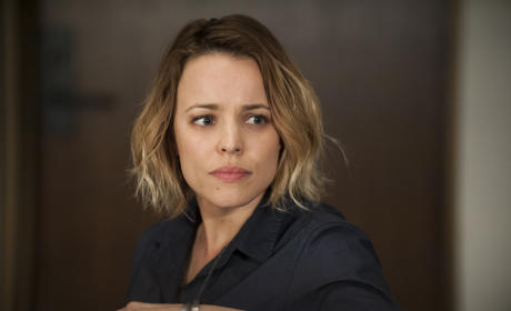 Rachel McAdams on True Detective