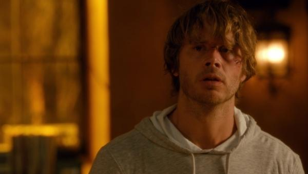 Kensi is Deeks' Person