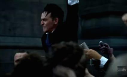 Gotham Promo: Penguin Makes His Mark
