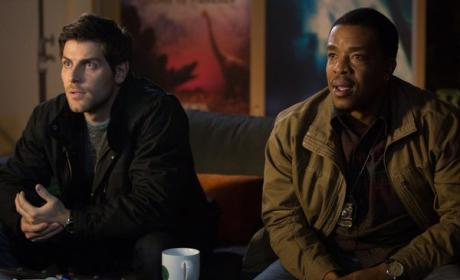 Grimm Review: Enter, Mr. Sandman