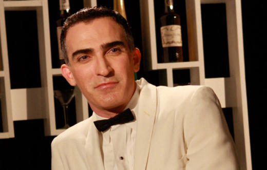 Patrick Fischler on Mad Men