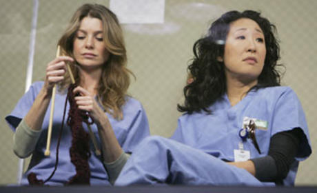 The Grey's Anatomy Caption Contest