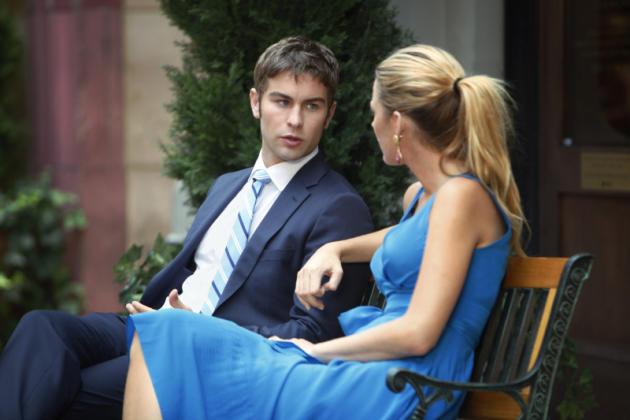 Nate and Serena Pic