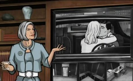 "Archer Season Two Finale Preview: ""Double Trouble"""