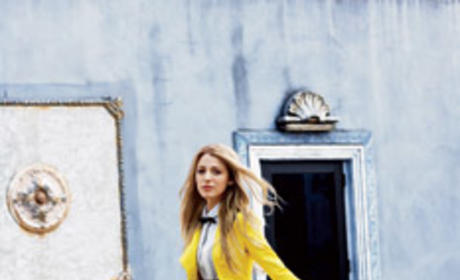 Another Blake Lively Picture From Teen Vogue