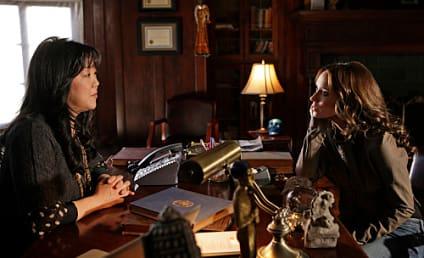 Ghost Whisperer Casting News: Margaret Cho, Catherine Dent