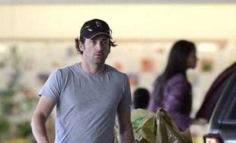 Patrick Dempsey, Family Out & About