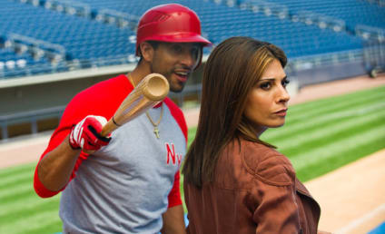Necessary Roughness Review: Insane or In Love?