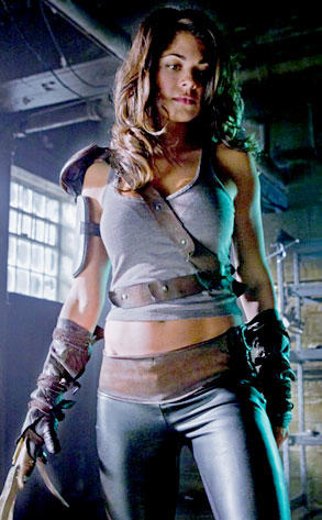 Lindsay Hartley on Smallville