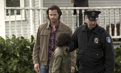 Sam and Mini-Sam - Supernatural Season 11 Episode 5