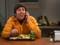 The Big Bang Theory Season 4 Episode 12