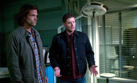 Unwelcome - Supernatural Season 11 Episode 1