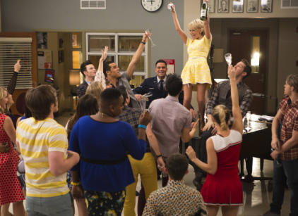 Watch Glee Season 5 Episode 12 Online