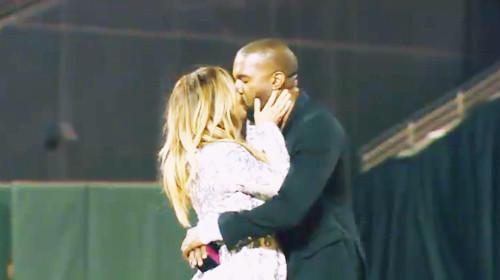 Kim Says Yes!