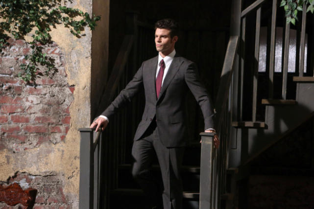 Daniel Gillies as Elijah Mikaelson