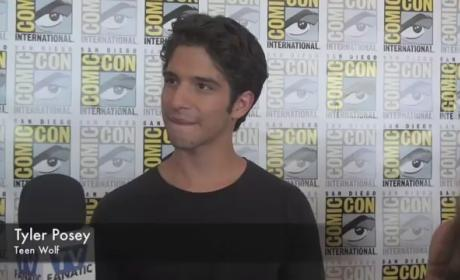 Teen Wolf Cast Speaks on Season 2, Comic-Con Costumes, Darkness Ahead