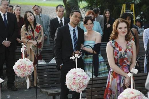 Calzona Wedding Guests