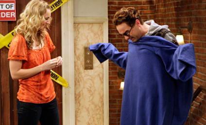 Coming to The Big Bang Theory: Awkward Sex!