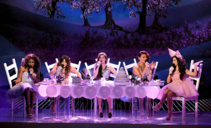 The X Factor Semifinals Review: Hey Dudes