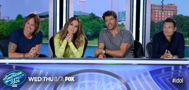 American Idol Judges Omaha Photo