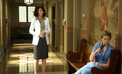Eve Best to Exit Nurse Jackie