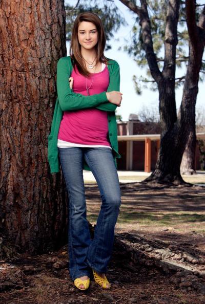Shailene Woodley Promo Pic