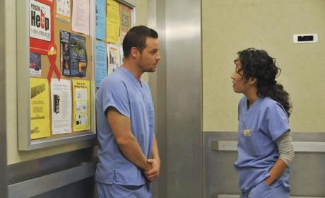Alex and Cristina