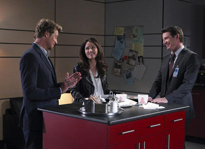 Watch The Mentalist Season 6 Episode 19 Online
