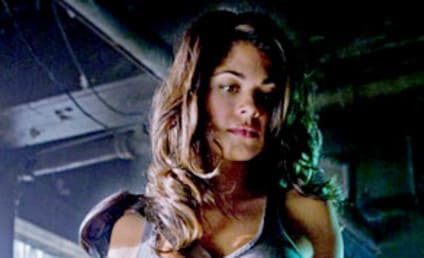 Lindsay Hartley on Smallville: First Look!