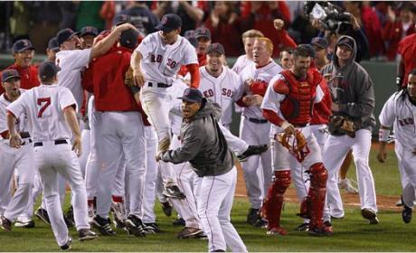 TV Ratings Report: Red Sox, Fox Win Big