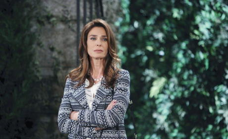 Hope Defends Aiden - Days of Our Lives