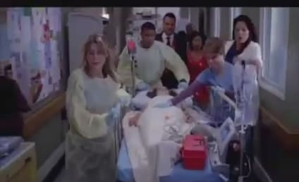 Grey's Anatomy Clips: How is She Still Alive?
