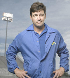 Kyle Chandler on Friday Night Lights
