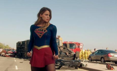 Supergirl Season 1 Report Card: Best Episode, Best Cat-ism and More!