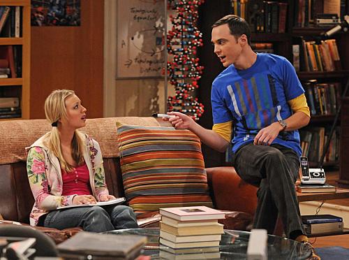 Sheldon Teaches Penny