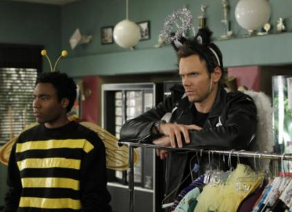 Watch Community Season 2 Episode 13 Online