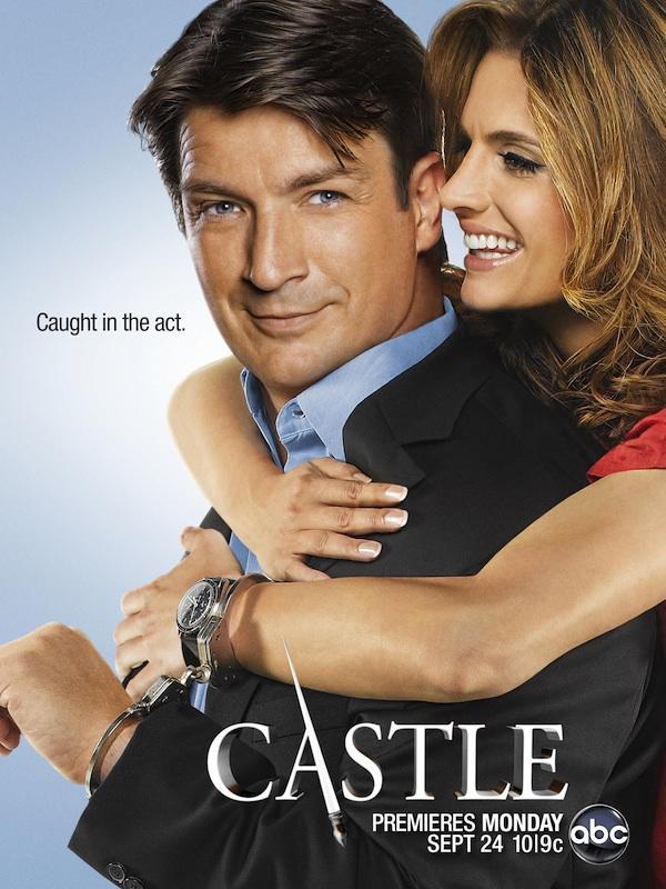 Castle Season 5 Poster