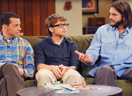 Watch Two and a Half Men Season 9 Episode 7 Online