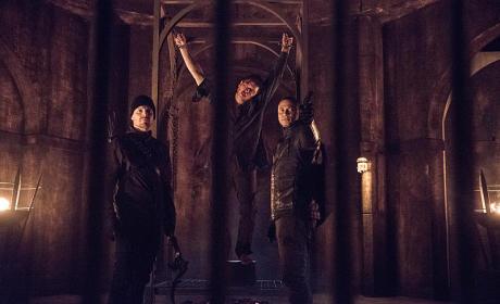 What's Next? - Arrow Season 3 Episode 15