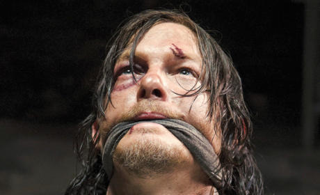 The Walking Dead First Look: Danger for Daryl!