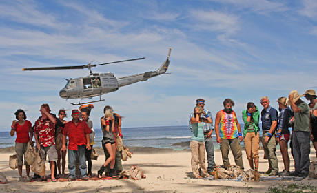 Jeff Probst, Castaways Preview Survivor: Heroes vs. Villains