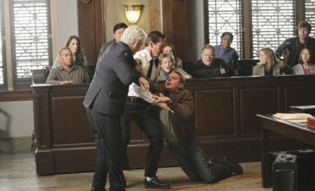 "Castle Review: ""Law & Murder"""