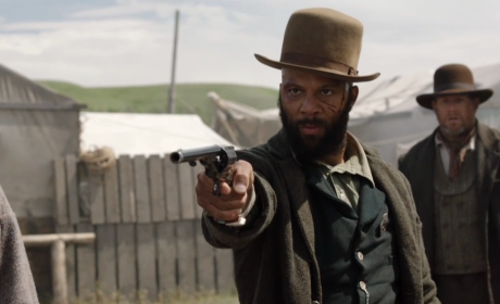 Hell on Wheels Review: Catch That Kid