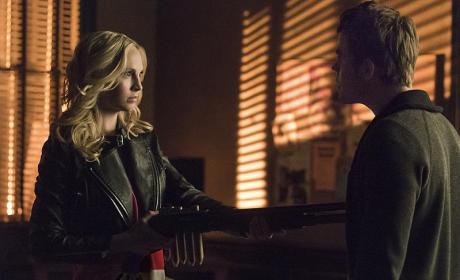 Not Backing Down - The Vampire Diaries Season 6 Episode 17