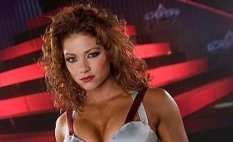 Valerie Waugaman Sounds Siren on American Gladiators