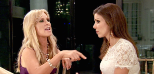 Is Tamra and Heather's friendship fake?