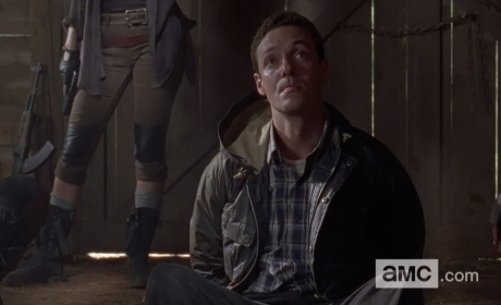The Walking Dead Season 5 Episode 11 Sneak Peek: Who is Aaron?