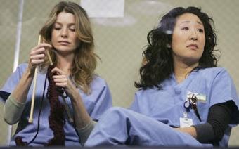 Meredith & Cristina